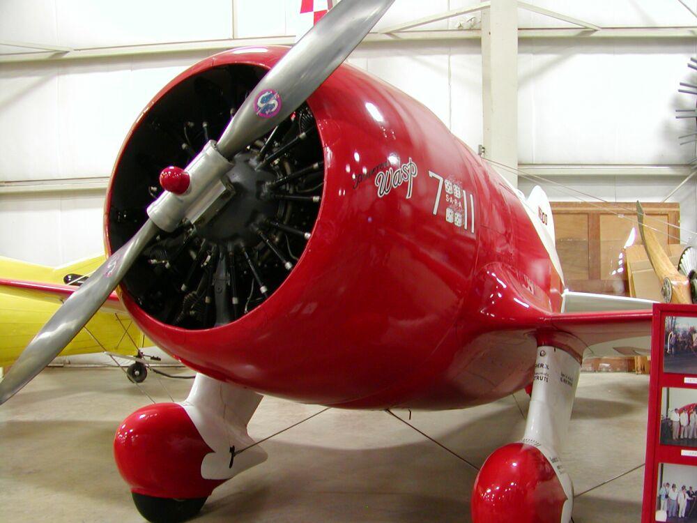 The Gee Bee Model R - Holcomb's Aerodrome