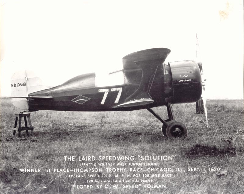 laird solution holcombs aerodrome