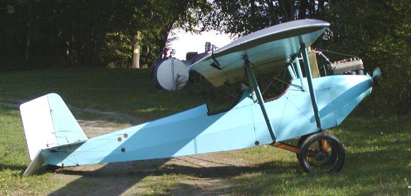 model a pietenpol air camper