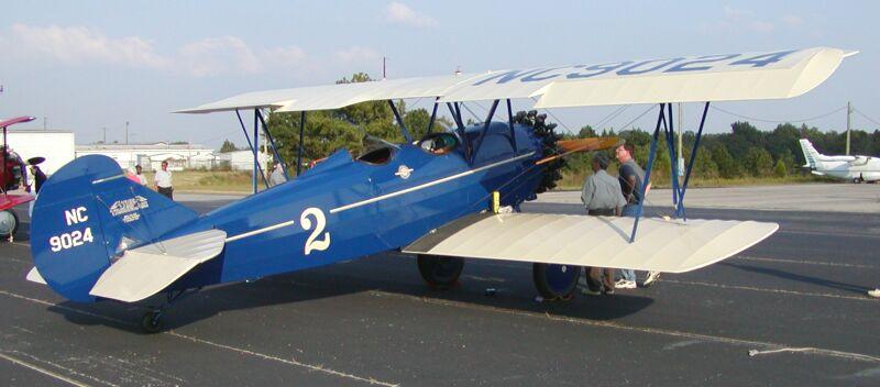 Travel Air 2000, 3000 and 4000 - Holcomb's Aerodrome
